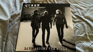 "Queen + Adam Lambert ""Live around the World"" 2LP"