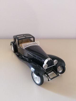 Coche Bugatti Royale 1930 Miniatura