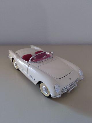 Coche Chevrolet Corvette 1953 Miniatura