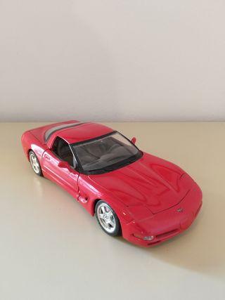 Coche Chevrolet Corvette Miniatura