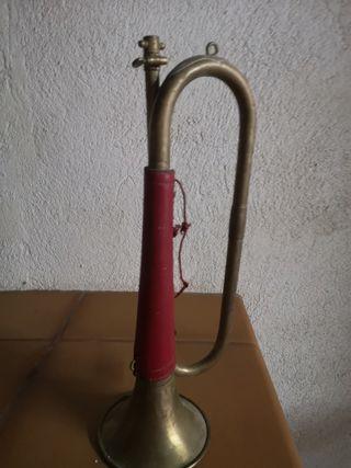 corneta larga