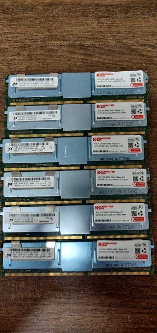 Memoria RAM - Fully Buffered