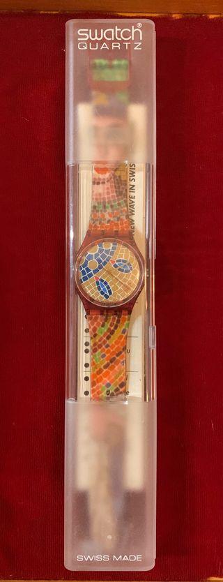 Reloj SWATCH QUARTZ GR107 nuevo!