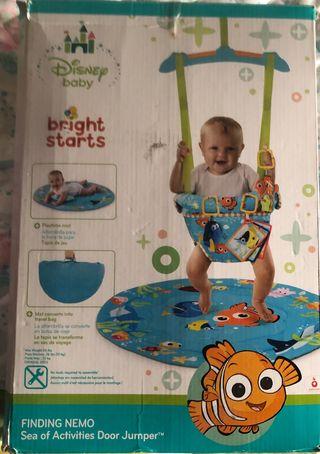 Saltador bebé Nemo sin usar