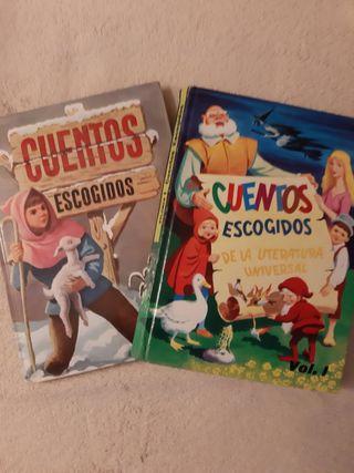 2 cuentos escogidos de la literatura universal