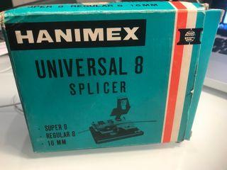 Splicer Hanimex Universal 8 (Empalmador de pelicul