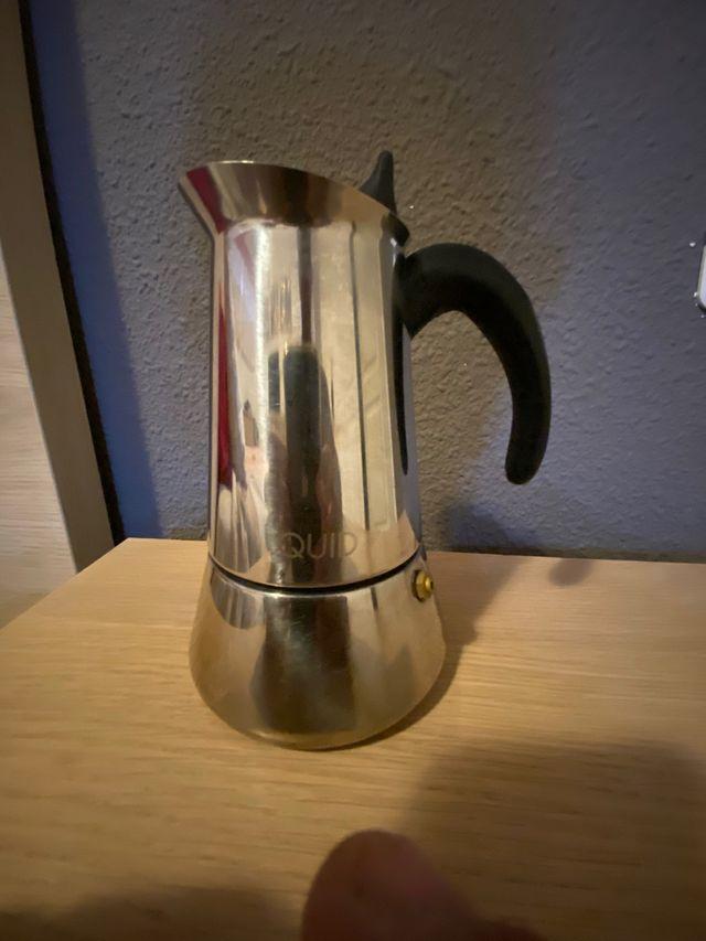 Cafetera x inducción
