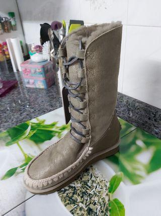 botas mou originales