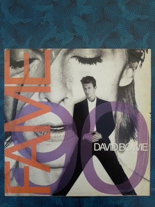 David Bowie - fame 90 - maxi single