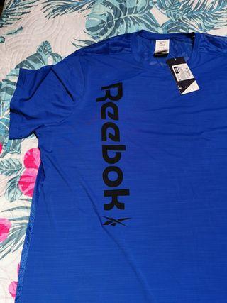 camiseta Reebok hombre