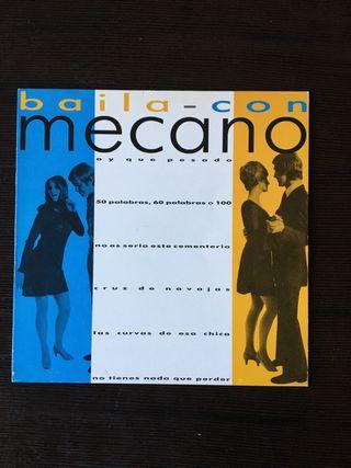MECANO MAXI SINGLE MEDLEY VINILO