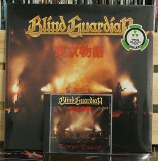 BLIND GUARDIAN 2LP + Cd
