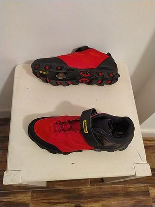 zapatillas automaticas Mavic