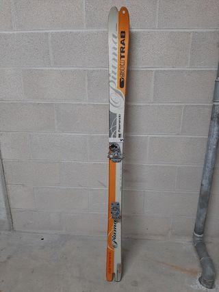 esqui travesía ligero marca Trab de 157