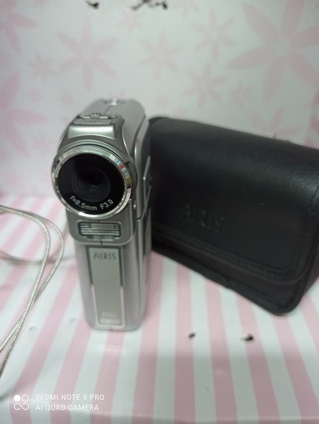 Videocámara digital AIRIS N729