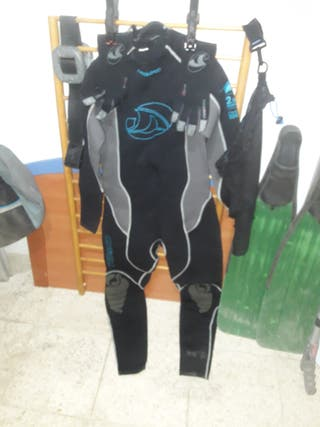 buceo submarinismo pesca submarina