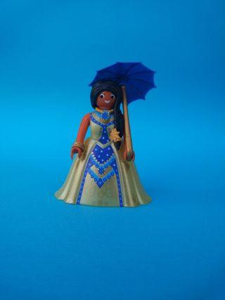 P22 Playmobil princesa india