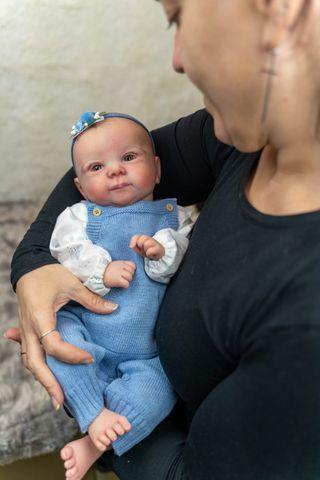 Preciosa bebe reborn OFERTA