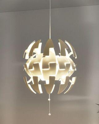 Lámpara de techo IKEA PS 2014, blanco 35 cm