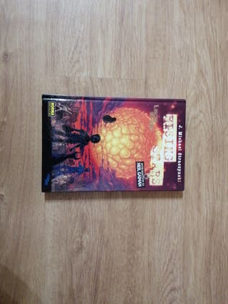Rising Stars Volumen 1 Nacido del fuego