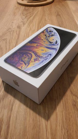iPHONE XS MAX 64GB nuevo BATERÍA A 100%