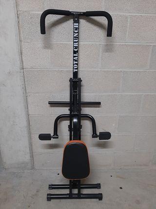 Máquina de abdominales aeróbica