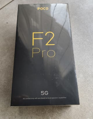Pocophone F2 PRO 8+256 Blanco 5G Precintado