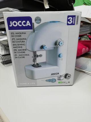 Máquina de coser portátil sin estrenar