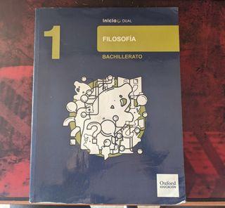 Libro de filosofía 1ºBachillerato