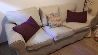 Sofa 3 plazas desenfundable