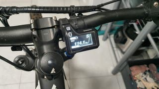 bicicleta electrica bulls e-core EVO EN DI2 27.5+