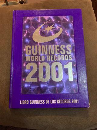 Guinnes world records 2001