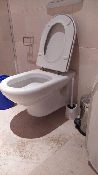 WC suspendido marca roca GAP