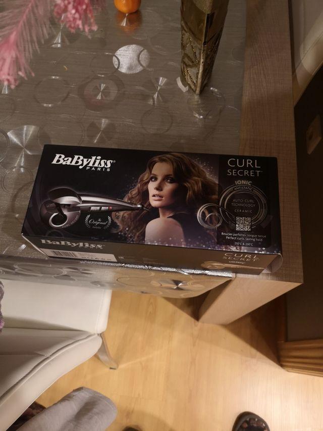 Babyliss Paris Rizador de pelo