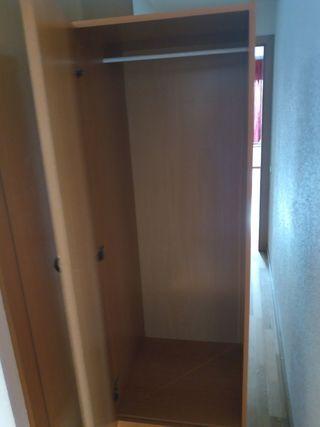 vendo armario dormitorio medidas 180*50*50