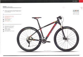 Bicicleta MTB MMR Kendo 30