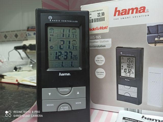 Estación meteorológica hama