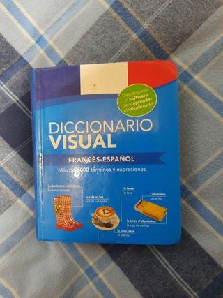 diccionario de inglés y francés