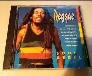 recopilatorio reggae soul rebel