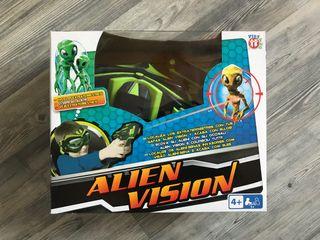 Juego Allien Vision