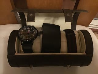 Reloj Gant diseño Michael Bastian
