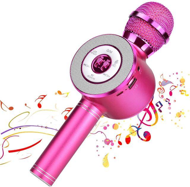 Reproductor de micrófono inalámbrico Bluetooth