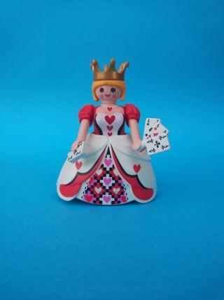 P21 Playmobil dama del poker princesa