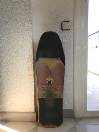 Skate cruiser old school longboard