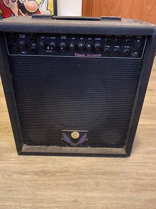 Amplificador Guitarra Dean Dgx1025rv