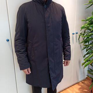 Abrigo impermeable hombre L