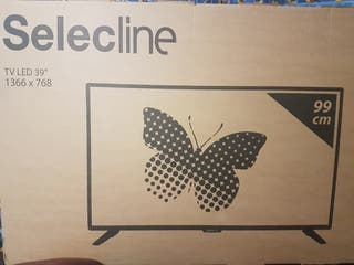 tv HD selecline 39'