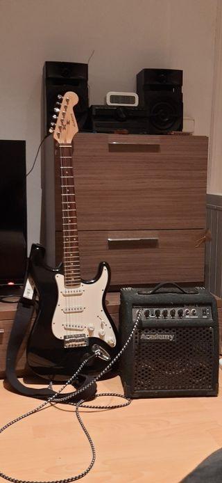 Guitarra eléctrica ACADEMY