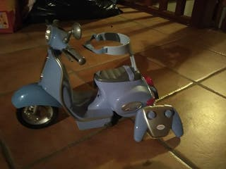 scooter baby born
