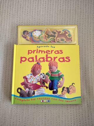 Aprende las PRIMERAS PALABRAS